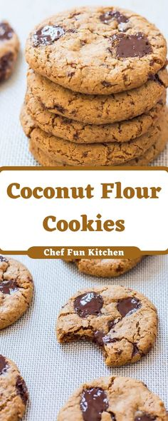 20 Best Coconut Flour Vegan Recipes Images Coconut Flour