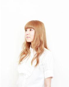 hair & make:visuna(荒木幸仁) Long Hair Styles, Beauty, Long Hairstyle, Long Haircuts, Long Hair Cuts, Beauty Illustration, Long Hairstyles, Long Hair Dos