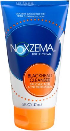 Noxzema Blackhead Cleanser 50Ounce Tubes Pack of 4 -- Check this awesome product by going to the link at the image.