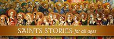 Saints Stories for Kids- Loyola Press