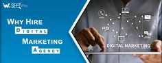 Hiring digital marketing agencies will always prove to be in the best interests of the business as it lowers down the cost and the time of the operations of marketing that your business have to deal with, moreover the marketing consultants provide with the best solutions of advertisements and growth for the business.