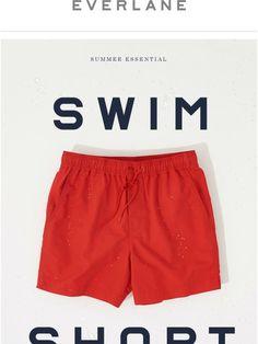 The Swim Short: Dive Into Summer - Everlane