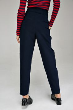 High waist trousers - FrontRowShop