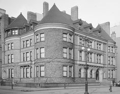 The Gilded Age Era: The Mrs. Henry O. Havemeyer Mansion, New York City