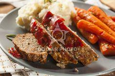 The Village Kitchen Meatloaf