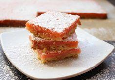 Grapefruit-Lemon Bars | Yes to Yolks