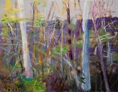 Wolf Kahn, Woodland Chaos
