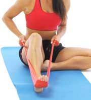 Seated plantar flexion