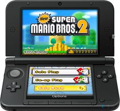 The Nintendo 3DS XL ($200) lets gamers experience 3D gameplay without the glasses and take 3D photos... - Provided by POPSUGAR