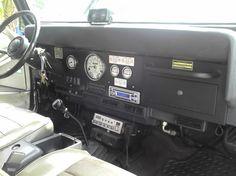 Jeep Yj Dash Conversion   My Jeeps