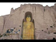 World-famous Buddhas of Bamiyan resurrected in Afghanistan - YouTube