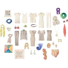 color is in the accessories by pinz824 on Polyvore featuring moda, Donna Karan, Zac Posen, Beyond Vintage, A Wear, Virginie Castaway, 3.1 Phillip Lim, HUGO, MaxMara and Astley Clarke