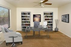 Virtual Staging. Looks fake but does it work?