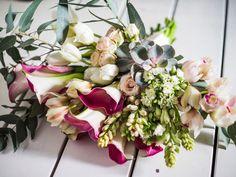 Simbologia e significado das flores no buquê de noiva