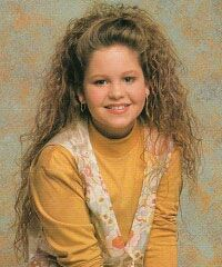 DJ Tanner (no, it's got nothing to do with techno. Dj Full House, Full House Tv Show, Full House Characters, Candance Cameron Bure, Fuller House Cast, 80s Big Hair, Yu Gi Oh Anime, 1980s Makeup, Stephanie Tanner