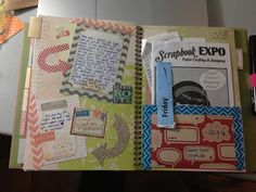 Mrs Crafty Adams: Project Life SMASH book July 2012