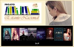 As 1001 Nuccias: [Blogueiras Unidas] [Estante Nacional] - Juliana Daglio