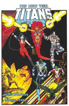 DC Comics The New Teen Titans Omnibus 3