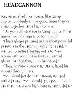 Heroes of Olympus Headcannon. Jason's visit to Camp Jupiter final part (three).