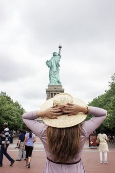 Statue of Liberty- New York, travels Made in Style