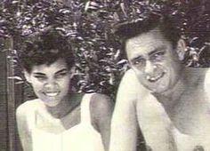 Johnny Cash & Vivian Liberto