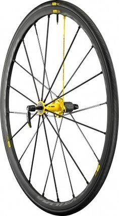 Ridden: Mavic's limited edition 125th Anniversary Ksyrium 125 wheels - VeloNews.com