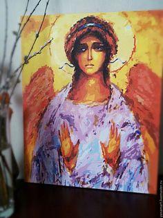 Картина Ангел - подарок, ангел, ангел-хранитель, ангелы, подарок на любой случай