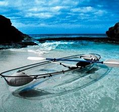 See Through Kayak