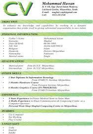 Best Cv Format For Jobs Seekers Latest Cv Samples In Pakistan Latest Resume Format, Resume Format Examples, Simple Resume Format, Job Resume Format, Resume Pdf, Sample Resume, Cv Examples, Resume Work, Cv Format In Word