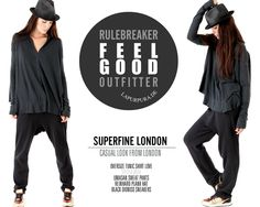 SUPERFINE LONDON #superfine #london #rulebreaker #fashion #mode #rockstar
