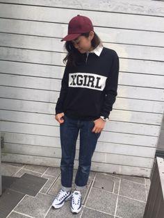 【NEWスニーカー♡by store】こんにちは!! X-girl storeの齊藤です☆☆ 今日は…