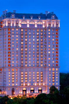 The St. Regis Atlanta, USA is the FHRNews #luxury #hoteloftheday for Wednesday, February 3.