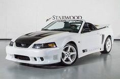 awesome 2003 Ford Mustang Convertible Saleen - For Sale View more at http://shipperscentral.com/wp/product/2003-ford-mustang-convertible-saleen-for-sale/