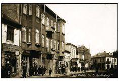 Imagini din Galatiul vechi – Strada General Berthelot (actuala Nicolae Balcescu) – stirile galatiului Street View, Memories, Memoirs, Souvenirs, Remember This