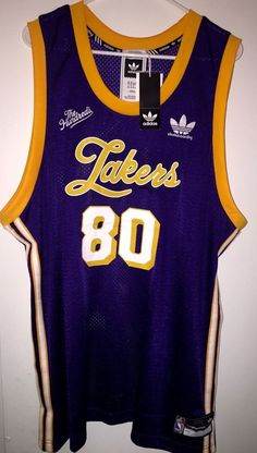 Adidas Los Angeles Lakers The Hundreds  Basketball Jersey Size Xxl from   99.0 17ab22baf