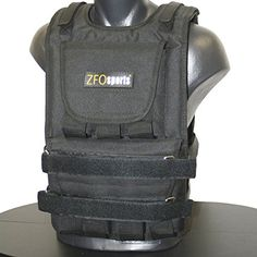 Weighted Vests for Killer Workouts: Here is a quick video. I will be moving up to a heavier vest soon. I have a 15pound vest, but want to move up to a 40#. Should have gotten the heavier one to begin with. Oh well, live and learn.