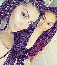 cool Protective style twist...