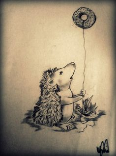 Hedgehog by ~willianigi on deviantART