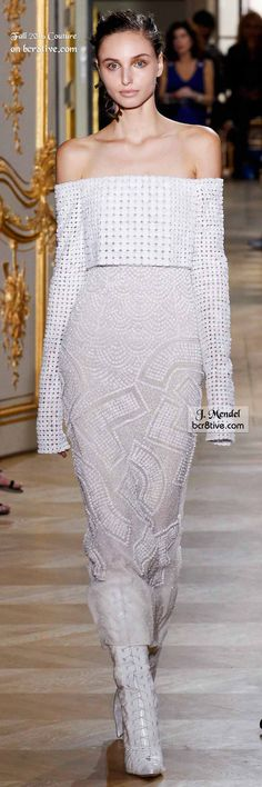 J. Mendel - The Best Fall 2016 Haute Couture Fashion
