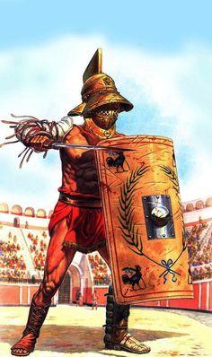 - List of Top Rome Landmarks to help you experience Italy Ancient Rome, Ancient History, Gott Tattoos, Gladiator Games, Roman Gladiators, Marshal Arts, Roman Era, Landsknecht, Roman Soldiers