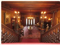 Rockliffe Mansion Tours