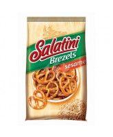 Covrigei cu susan Salatini Brezels 80 g , pentru ca avem noutati! Categorie de snacks-uri, biscuiti si sucuri