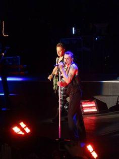 Depeche Mode -Shoreline 9/26/2013