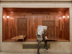 Arcade Bakery in New York City by Workstead | http://www.yellowtrace.com.au/arcade-bakery-workstead/