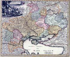 Для штопаных ватников: Карта Украины, 1648 год. Составленная французским военным инженером, Польша, Wilhelm Beauplan, во времена правления Владислава IV. Страна называется УКРАИНА , а не какая-то Новососия или Недоросия. А вот России никакой нет, есть Московия, смотрите сами (Oriens - Восток,…