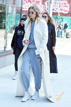 Why Gigi Hadid and Suki Waterhouse Love These Superluxe Tracksuits