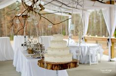 Our dream wedding! Details Event Planning, Madison, GA. Tracy Leigh Photography, Locust Grove, GA.
