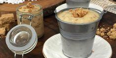 Creme de Paçoca - Fácil de fazer, sirva em taças ou potinhos