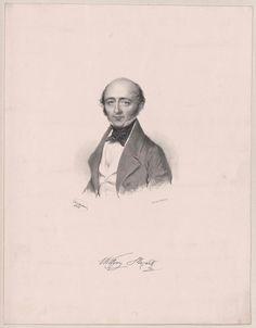 Franz Xaver Mozart (1791-1844), lithograph (1844), by Josef Kriehuber (1800-1876).