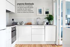 White and bright. #kitchen #decor #interior #design #casadevalentina